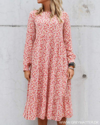 Pcmaggi Small Flower Apple Dress