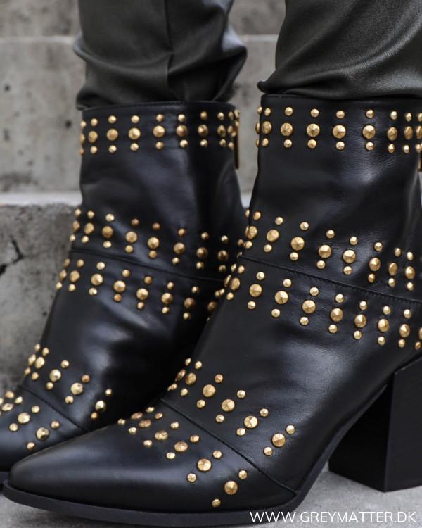 Sorte støvler fra Apair