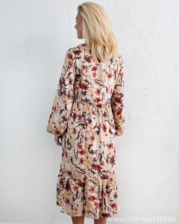 Vila Viwamer Humus Flower Medi Dress