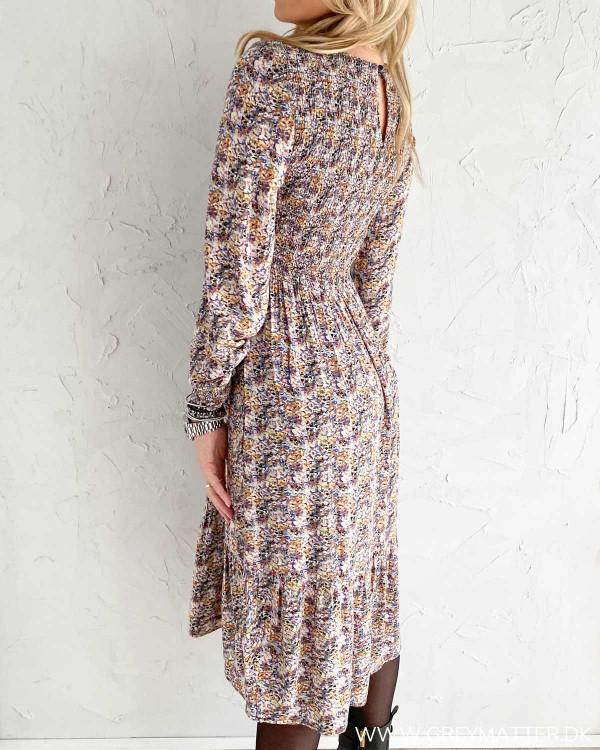 Pieces kjoler med print