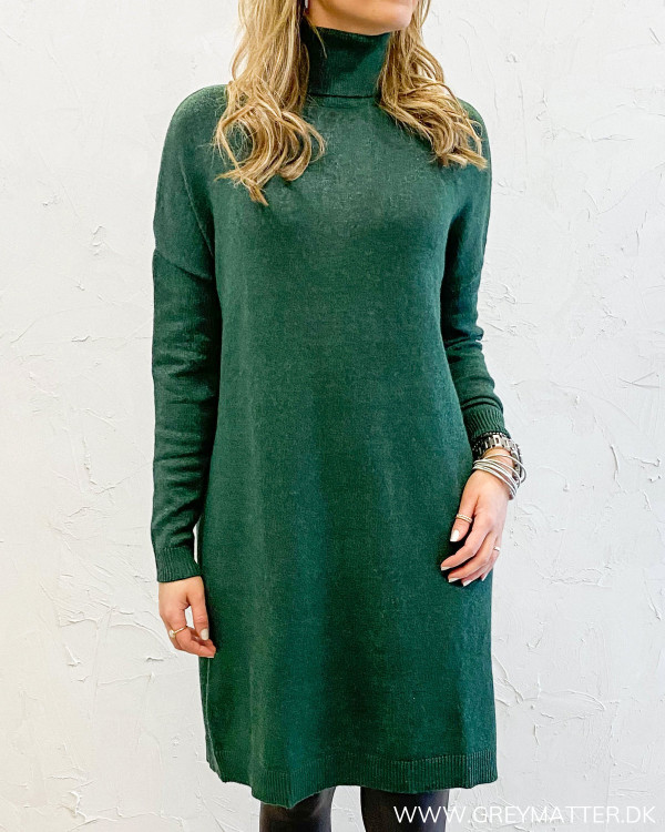Viril Rollneck Pine Grove Knit Tunic