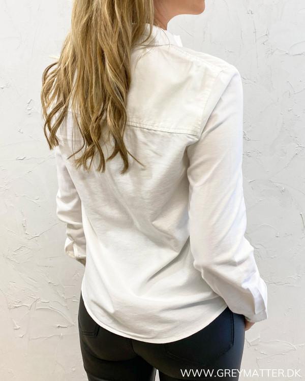 Pcirena Oxford White Shirt