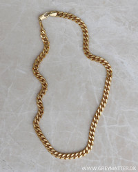 Cool Panzer Gold Necklace