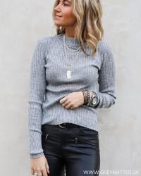 Sari Knit Blouse