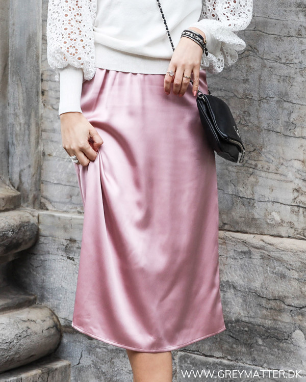 Lang nederdel fra YAS