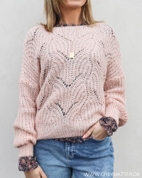 The Loose Powder Knit