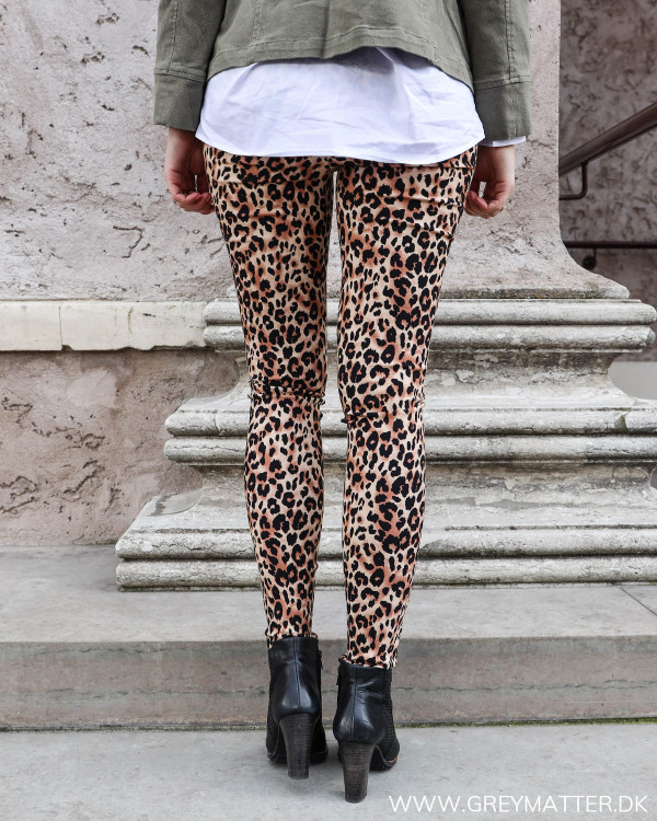 De cool leopard leggings set bagfra