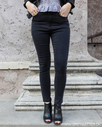 Viekko Black Basic Jeans