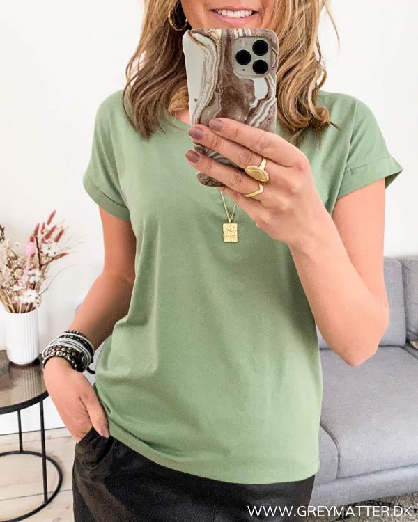 Basic T-shirts fra Vila