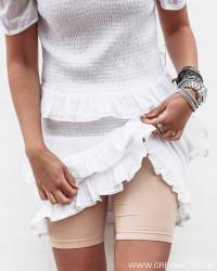 Vimehilda Solid Sand Shorts