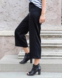 Mina Black Pants