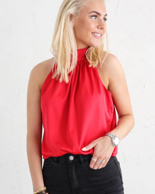 Karmamia Eloise Red Top