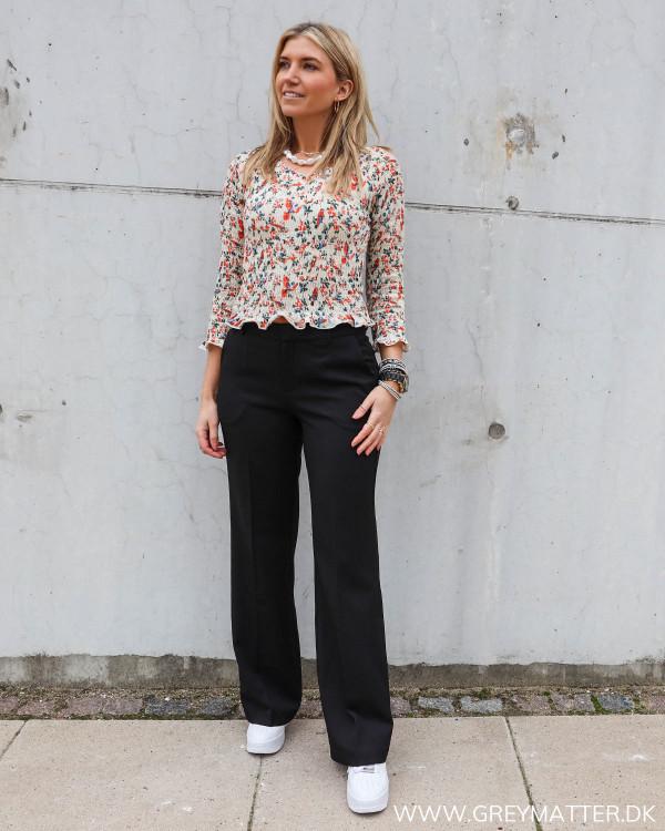 Matti bukser fra Neo Noir med print