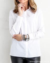 03 The White Cotton Shirt
