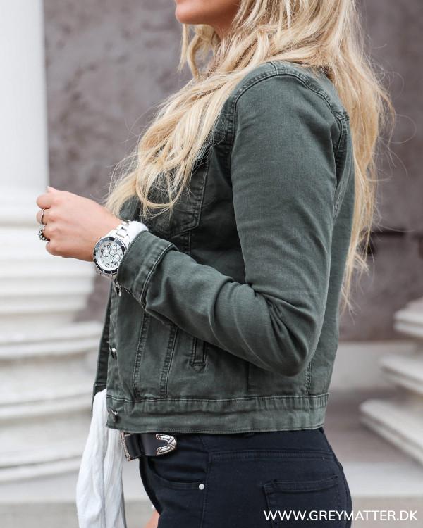 Lulu Short Army Jacket