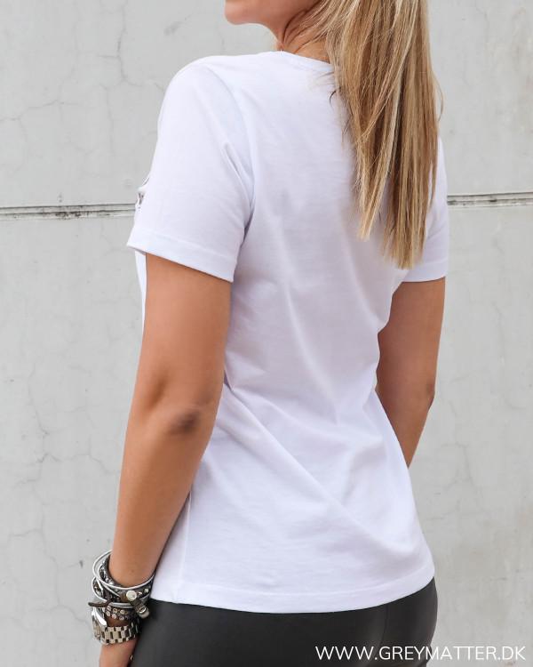 Hvid t-shirt fra Vila