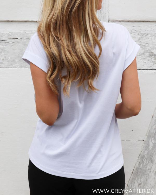 Vila T-shirt med ørne print