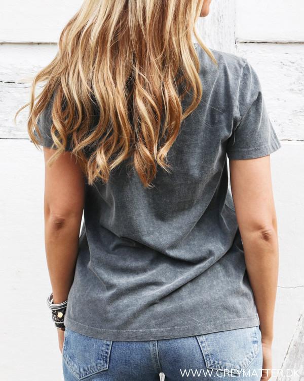 Vila T-shirt med ørneprint