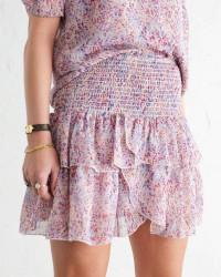 Carin Flower Crush Lavender Skirt