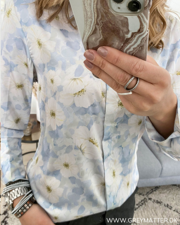 Zoe Shirt Camellia