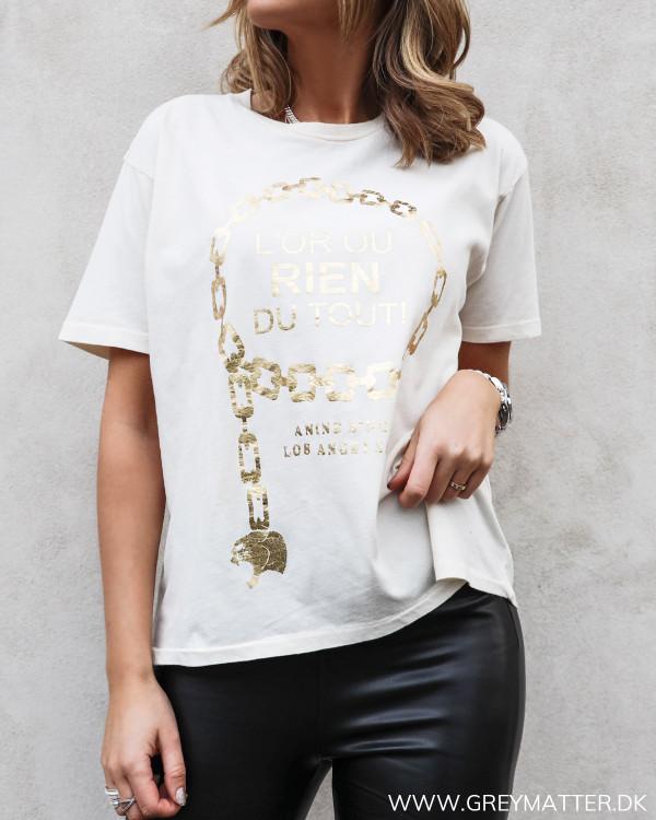 T-shirt fra Anine Bing