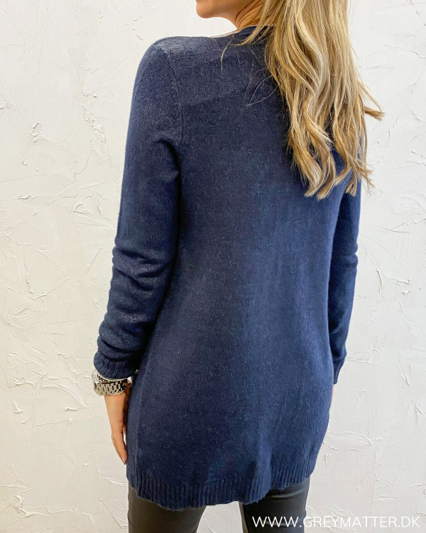 Viril Open Eclipse Knit Cardigan