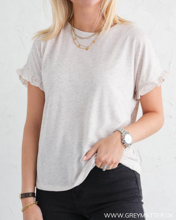 Lækker t-shirt til damer fra Vila