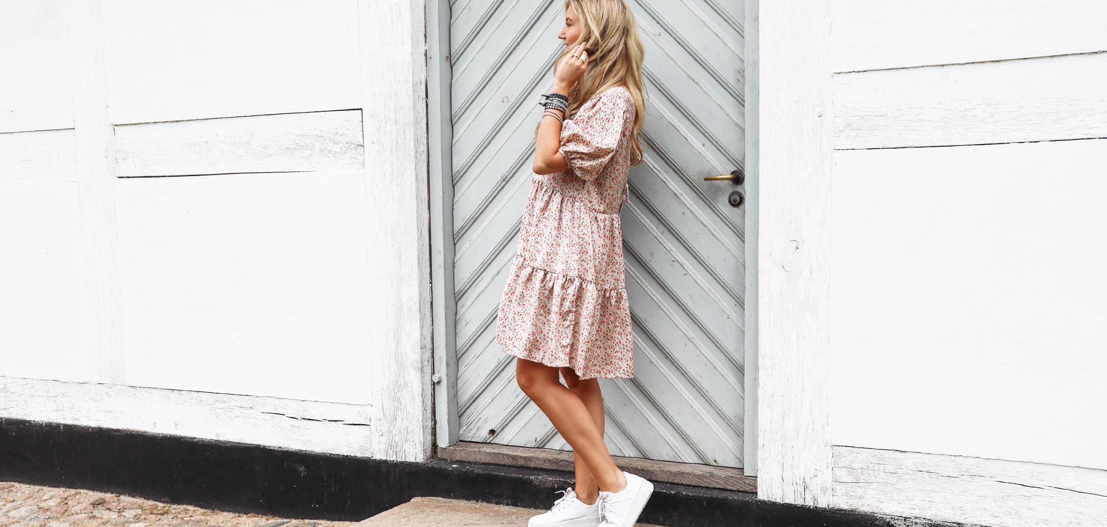 Smuk Vila kjole fra Grey Matter Fashion